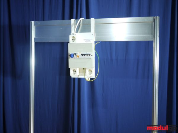 Biztosítótábla 3*25 A-es (15 kW)