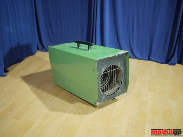 Hőlégfúvó 15 kW