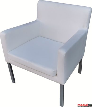 Szögletes fotel